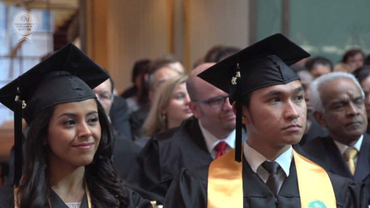 Graduation Ceremony 2013 - International Business School Munich, Germany - EU Business School