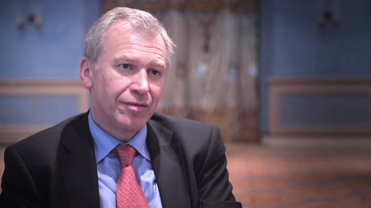 Video interview with Yves Leterme: Current Job Market