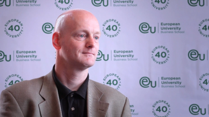 Interview with MBA Alumnus Sjaak Koole - EU Business School