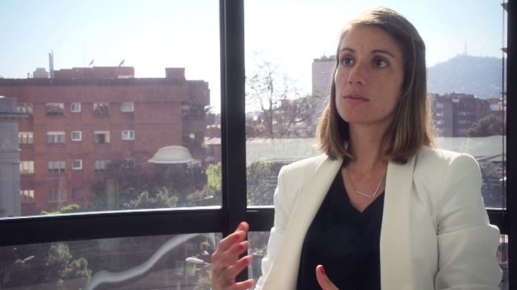 Interview with Patricia Jordà, BBA Alumna - EU Barcelona Business School