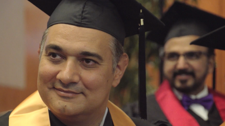 Graduation Ceremony 2014 - International Business School Geneva, Switzerland - EU Business School