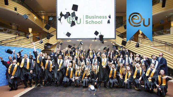 EU Business School Graduation 2015 – International Business School, Munich, Germany