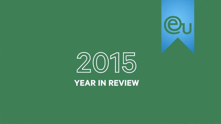 A Year in Review: 2015