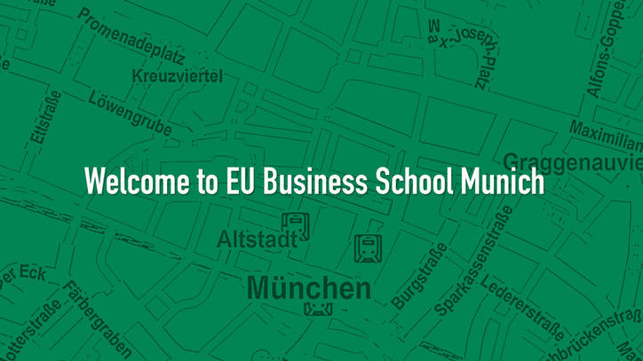 EU Business School Welcomes International Students to Munich