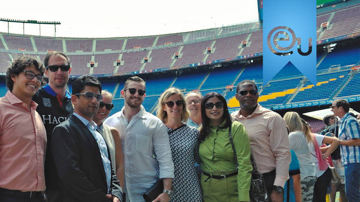 Online MBA On-Campus Week at EU Barcelona | Distance learning MBA