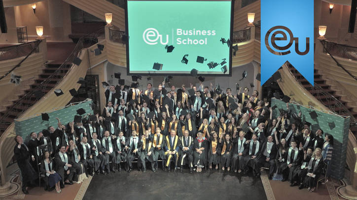 EU Munich Graduation, 2016 - European Experience