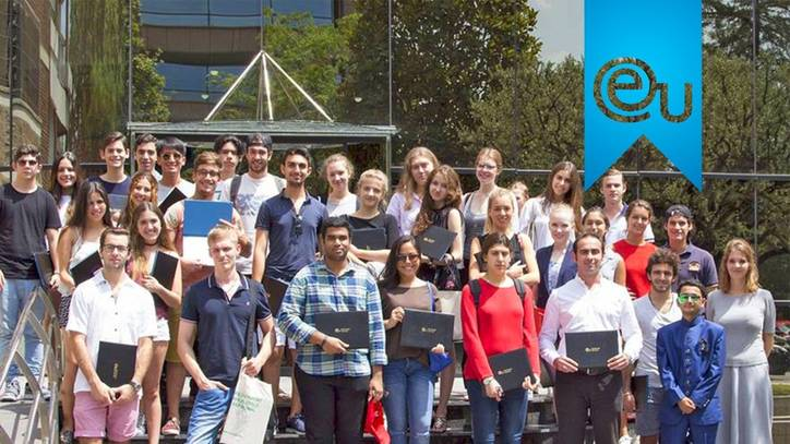 EU Business School Barcelona's International Summer School, 2016