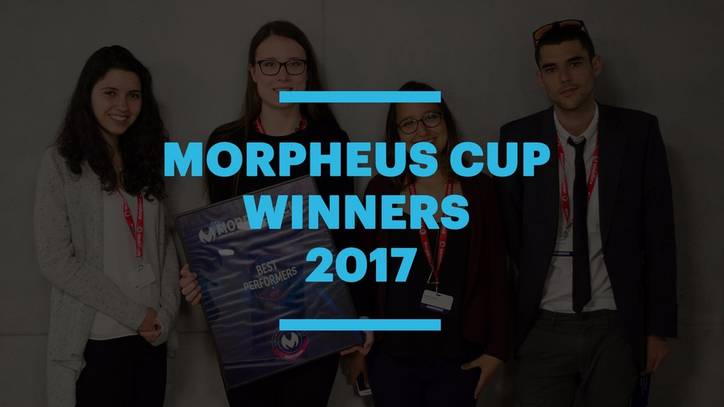 Morpheus Cup 2017: EU Students Shine