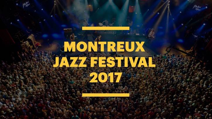 EU celebrations at Montreux Jazz Festival 2017