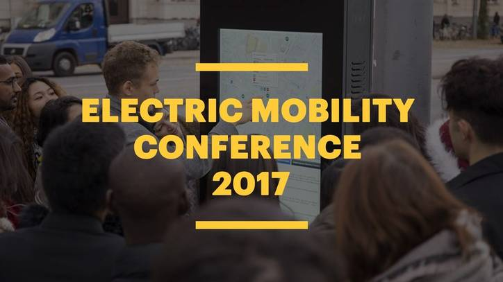 EU Munich Electric Mobility Conference 2017