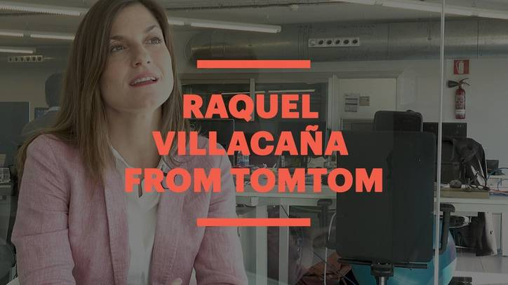 Raquel Villacaña from TomTom on Pursuing a Career in Marketing