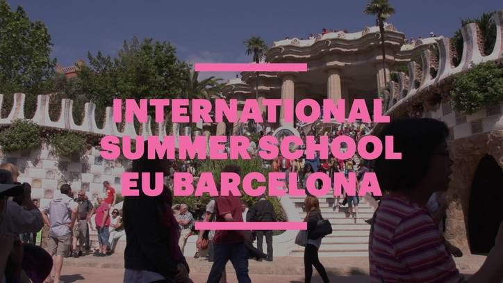 EU International Summer School in Barcelona: Your Summer Story Starts Here!