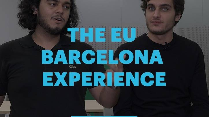 Why Study at EU Business School Barcelona?