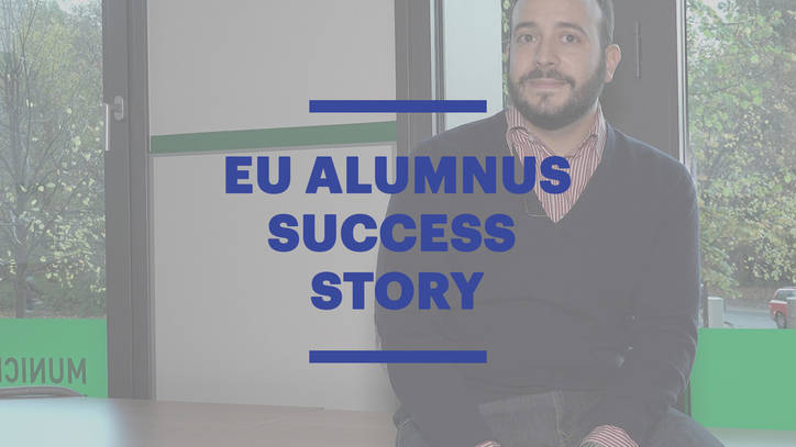 EU Business School Munich Alumnus - MBA in Entrepreneurship - Peter Viktorov Naydenov Success Story