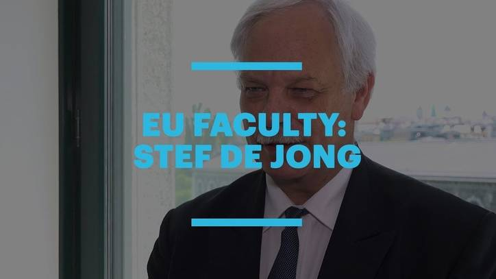 EU Switzerland Academic Dean Stef de Jong on the EU Experience