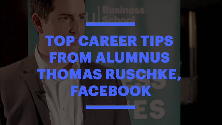 Find Your Passion: Career Advice from Facebook's Thomas Ruschke