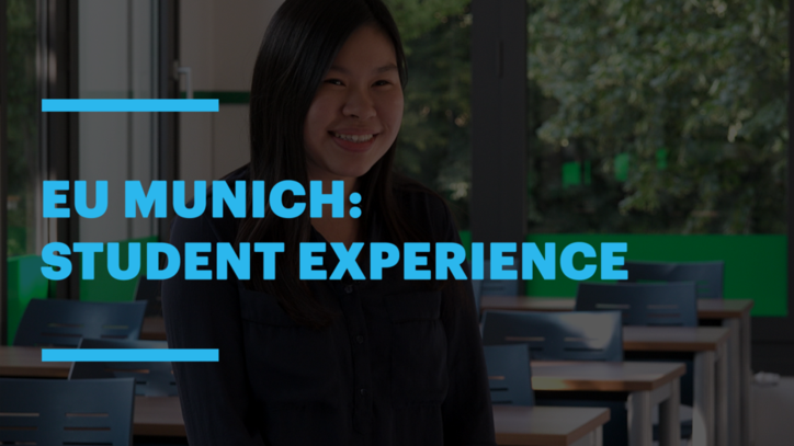 Experience EU Business School Munich with Windy