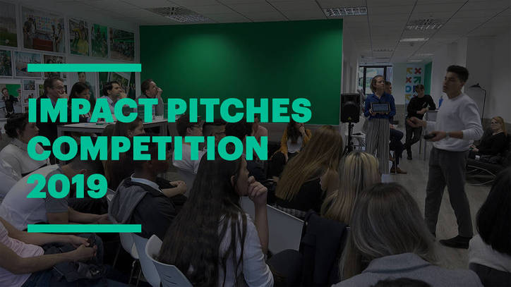 EU Impact Pitches Competition 2019