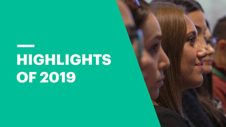 EU Business School 2019 Highlights