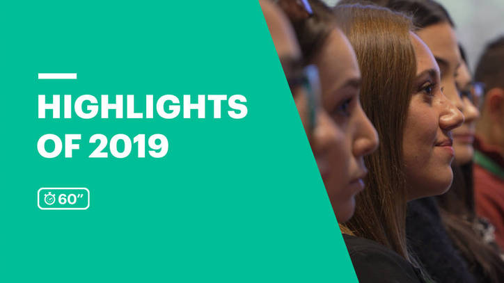 EU Business School 2019 Highlights (60'')