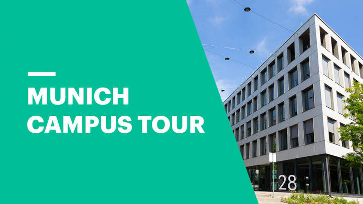 Explore EU's Munich Campus