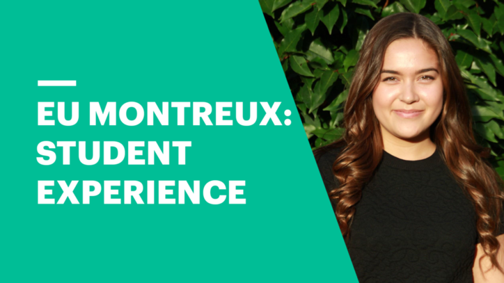 The EU Montreux Experience with Caroline Bayani