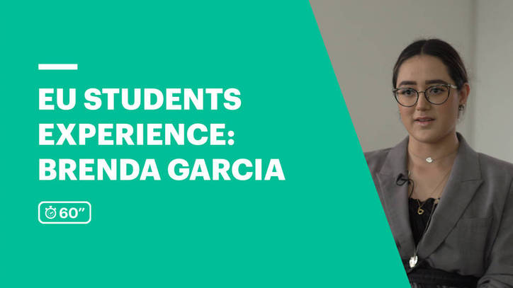 EU Business School Student Review | Brenda Garcia