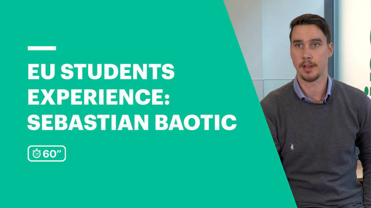 EU Business School Student Review | Sebastian Baotic