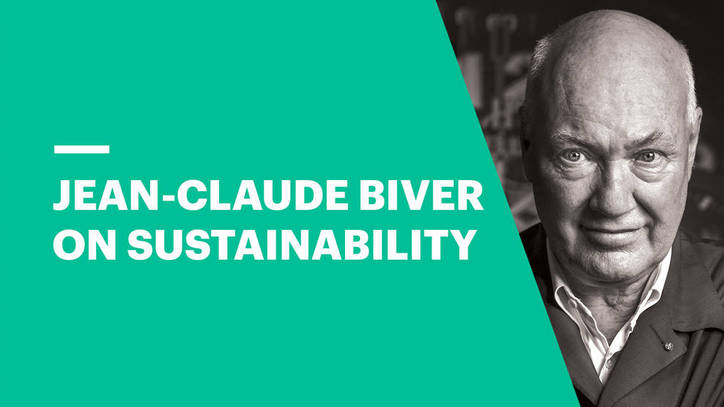 Jean-Claude Biver on Luxury and Sustainability