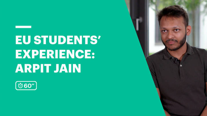 EU Business School Student Review | Arpit Jain