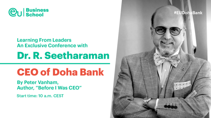Learning From Leaders - Dr. Seetharaman