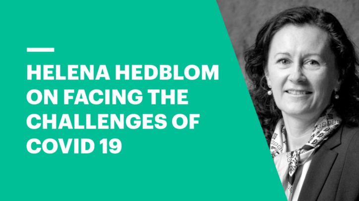 Helena Hedblom on Facing the Challenges of Covid-19