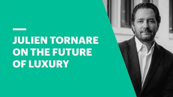 Julien Tornare on the Future of Luxury