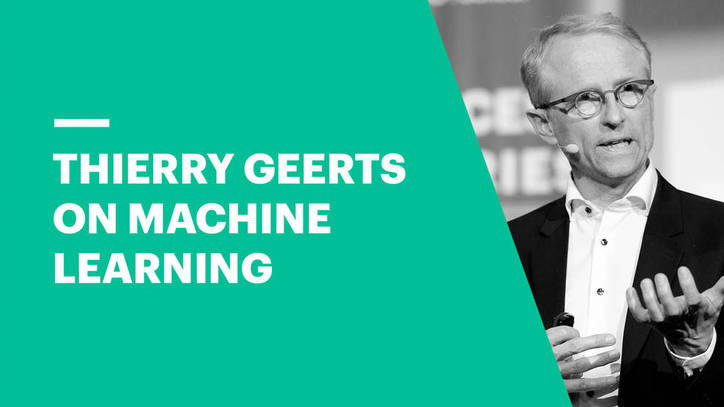 Thierry Geerts on Machine Learning