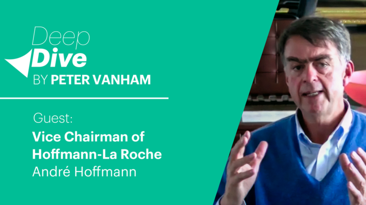 Deep Dive with André Hoffmann, Vice Chairman of Hoffmann-La Roche