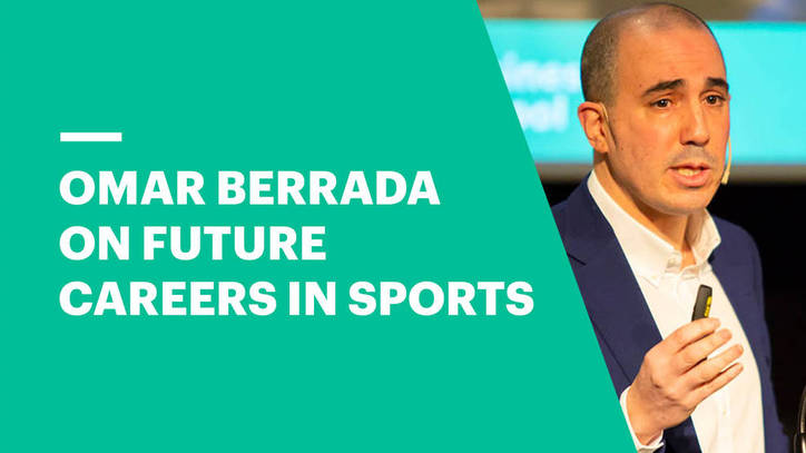 Omar Berrada on Building a Career in Sports