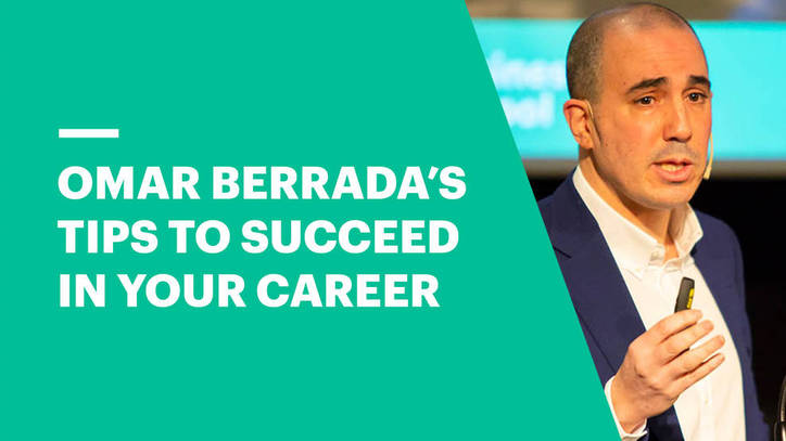 Omar Berrada on How To Succeed in Your Career
