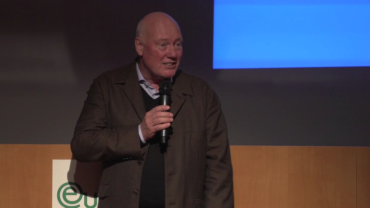 Jean-Claude Biver, Hublot Watches - EU Business School Barcelona, Geneva and Munich