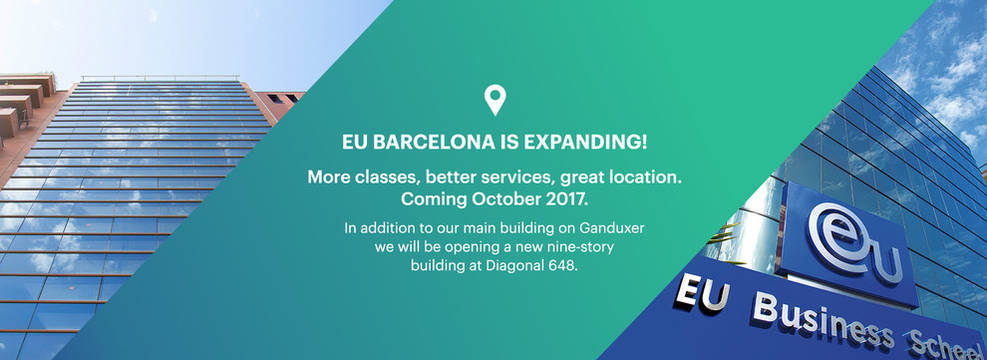 EU Barcelona is expanding