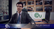 Interview with MBA Lecturer John Wetherell - EU Munich Business School