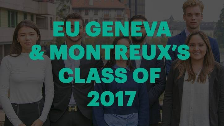 EU Switzerland's Class of 2017