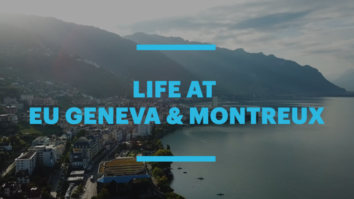 Why study in Switzerland - Life at EU Geneva & Montreux