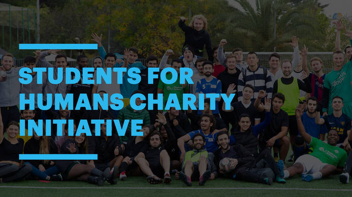Students for Human: An EU student charity initiative