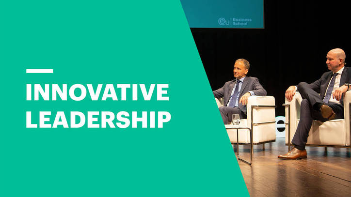 Innovative Leadership: Jim Hagemann Snabe, CEO Siemens & Mærsk and Peter Trolle, Dreams & Details