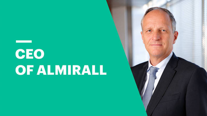 CEO of Almirall, Peter Guenter, on being a successful leader