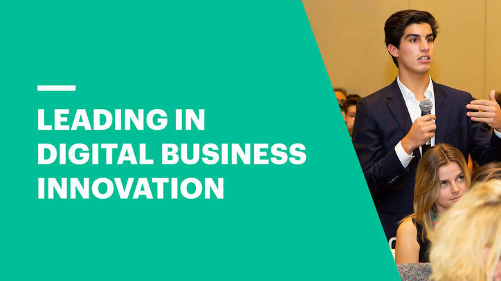 Exclusive EU round table discussion on Leading in Digital Business Innovation