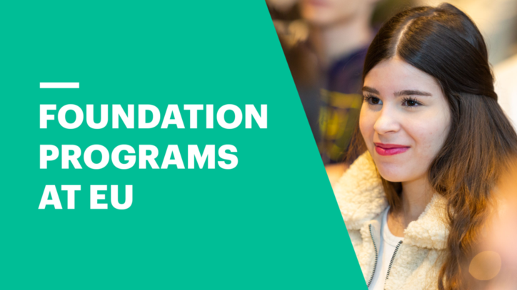 Foundation Programs at EU Business School