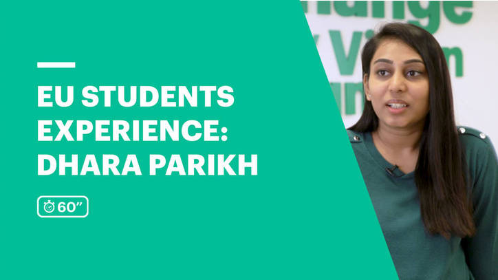 EU Business School Student Review | Dhara Parikh
