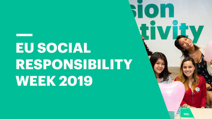 Social Responsibility Week 2019 | EU Business School