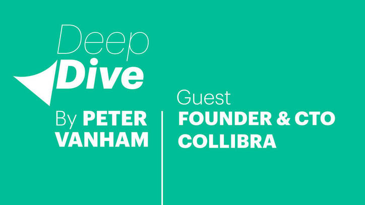 Deep Dive with Stijn Christiaens, Co-Founder & CTO of Collibra
